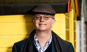 Who does he think he is? Paul Merton.