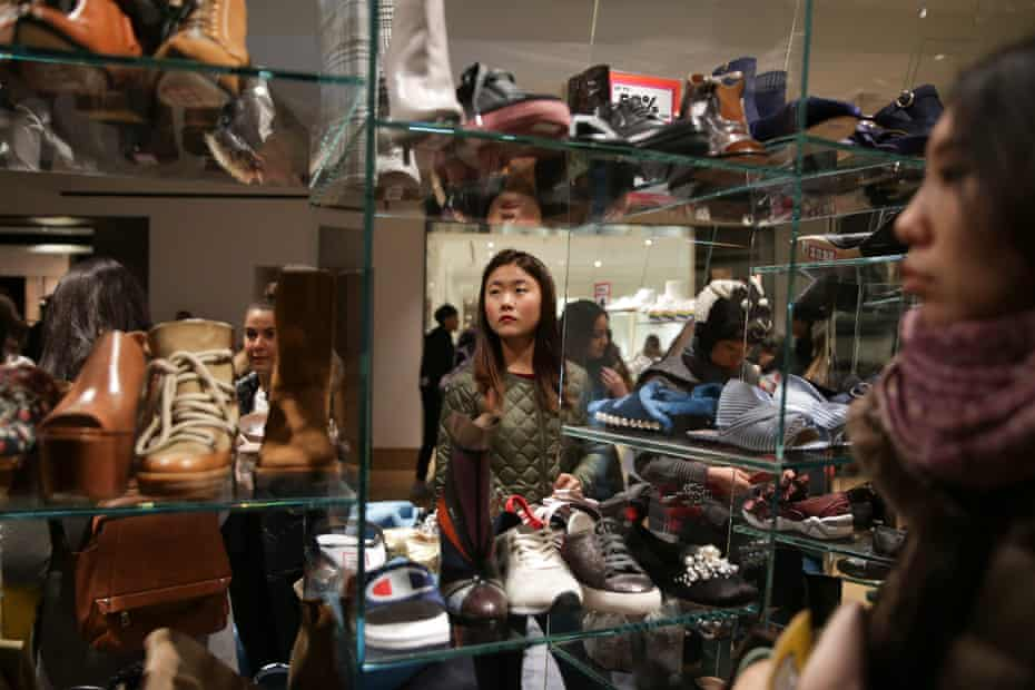 Job losses in the retail sector have been compared to the hollowing out of manufacturing due to outsourcing and automation.