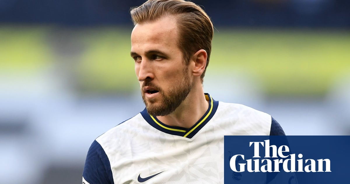 Harry Kane fails to report at Tottenham training ground as he seeks transfer
