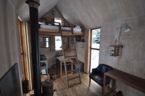 The Inshriach Bothy, Scotland