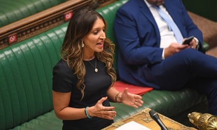 Rosena Allin-Khan wants a 'care for carers' package for frontline staff.