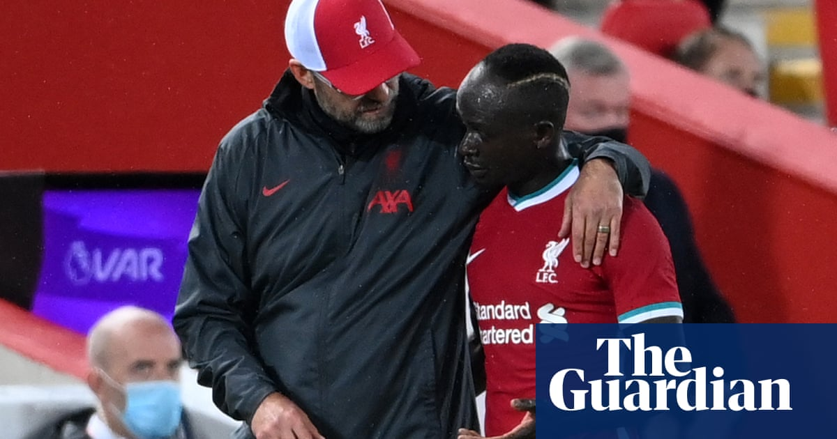 Liverpools Sadio Mané to self-isolate after testing positive for Covid-19