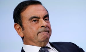 Carlos Ghosn, chairman and CEO of the Renault-Nissan-Mitsubishi Alliance.