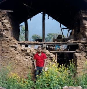 Lokbahadur Magar in Gorkha
