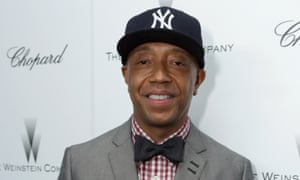 'Fun and hopefully thought-provoking' ... prizes at Russell Simmons' ceremony will include awards for 'best helpful white person' and 'best black survivor in a movie'.
