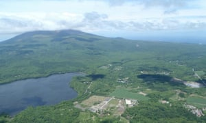 The area on the island of Hokkaido where seven-year-old boy Yamato Tanooka went missing on 28 May 2016. He was found alive on Friday 3 June.