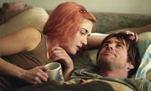 """Kate Winslet and Carrey in """"Eternal Sunshine of the Spotless Mind."""