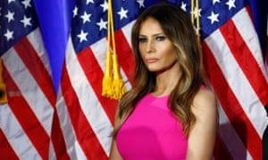 Melania Trump's lawyer called the rumors '100% false'.