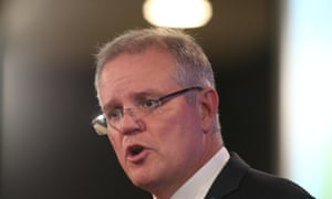 Scott Morrison has refused to apologise for airing allegations about Save the Children staff encouraging asylum seekers to self-harm after a review found there was no evidence they had done so.