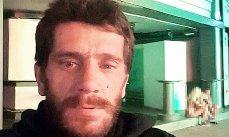 Serial rapist breaks back in Corfu cliff fall on run from police