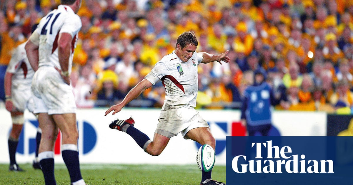 Jonny Wilkinson: 'It took a few years for the pressure to really build. And then it exploded' | Andy Bull