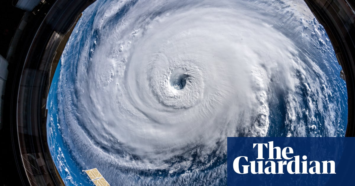 Climate change means Hurricane Florence will dump 50% more rain