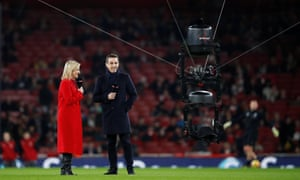 Gary Neville, right, has been signed up by ITV as its new football expert.