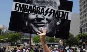 Anti-Trump March