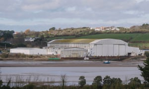 The future of the Devon shipyard was in doubt when the defence firm Babcock chose not to renew its lease last year.