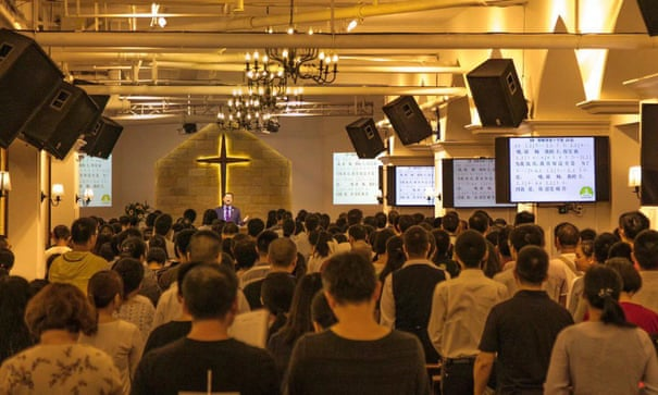 In China, they're closing churches, jailing pastors – and