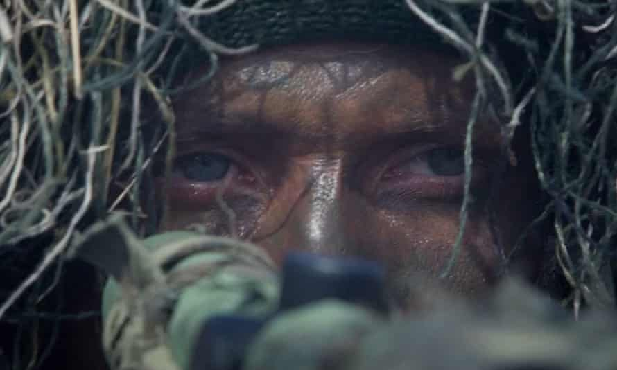 A scene from the trailer for Crimea