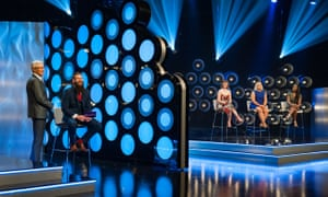 Blind Date with Paul O'Grady and contestants