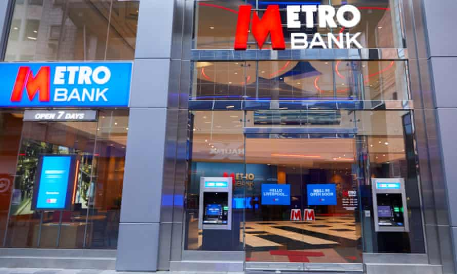 A branch of Metro Bank