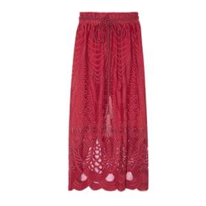 Red, £119, uterque.com