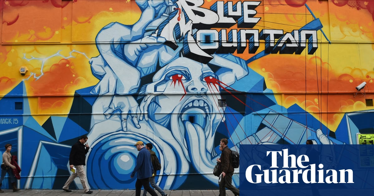 Bristol Street Artists Work With City On Legal Graffiti Walls Art And Design The Guardian