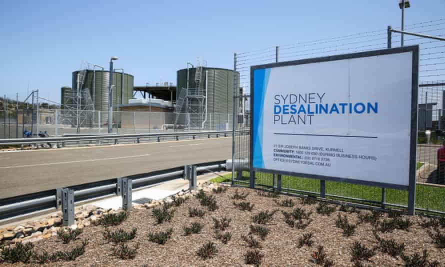 Sydney Desalination Plant