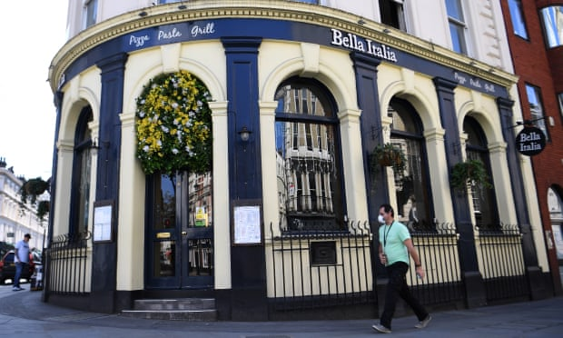 More than 30,000 pubs and restaurants 'may not reopen after lockdown'