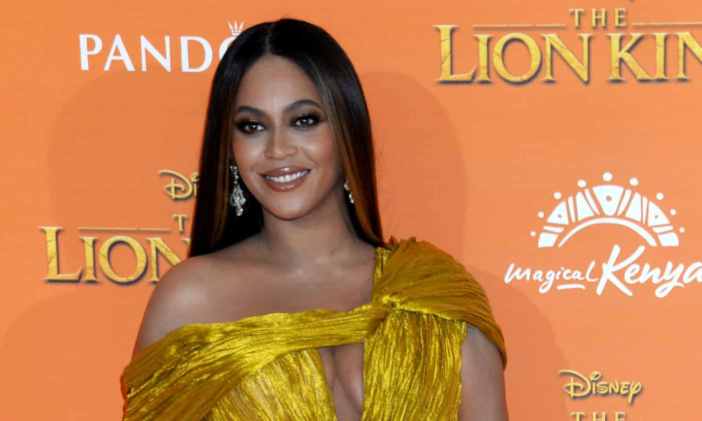 Beyoncé reveals African collaborators for new album The Lion King: The Gift