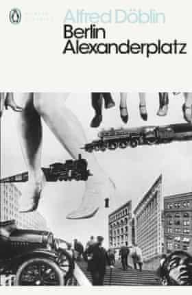 Alfred Döblin Berlin Alexanderplatz cover