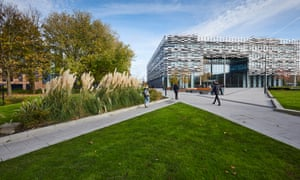 The Birley campus at Manchester Metropolitan University
