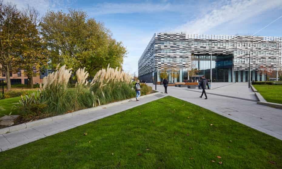 The Birley campus at Manchester Metropolitan University