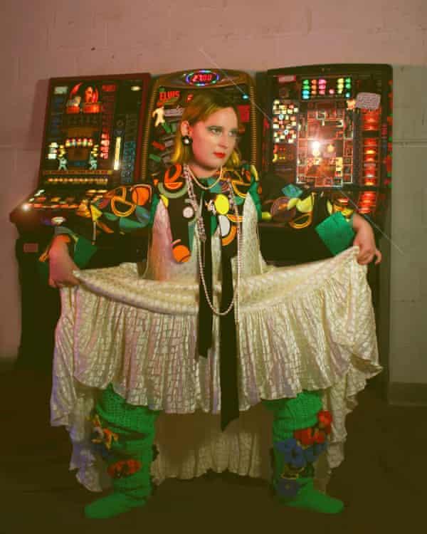 An image from Crip Casino by Abi Palmer, an Artangel recipient.