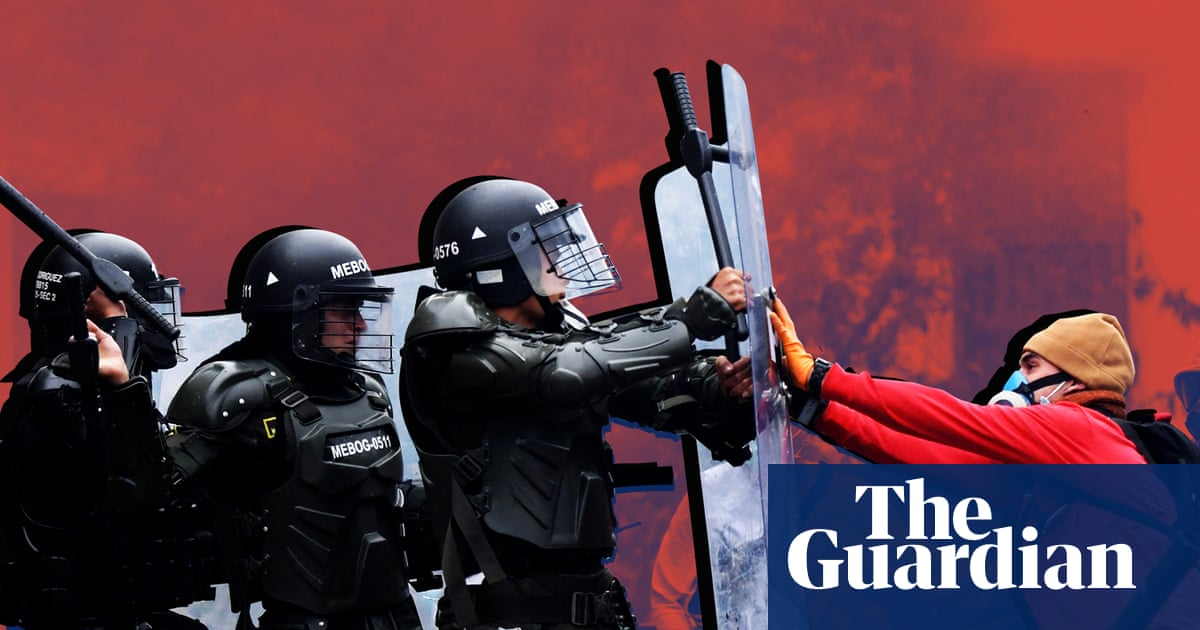 Why brutal protests have been sweeping across Colombia – video explainer