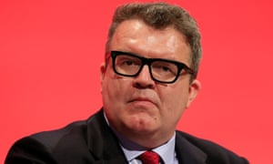 Labour's deputy leader, Tom Watson