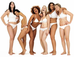 On women's side? Dove's Real Women campaign, shot by leading fashion photographer Rankin.