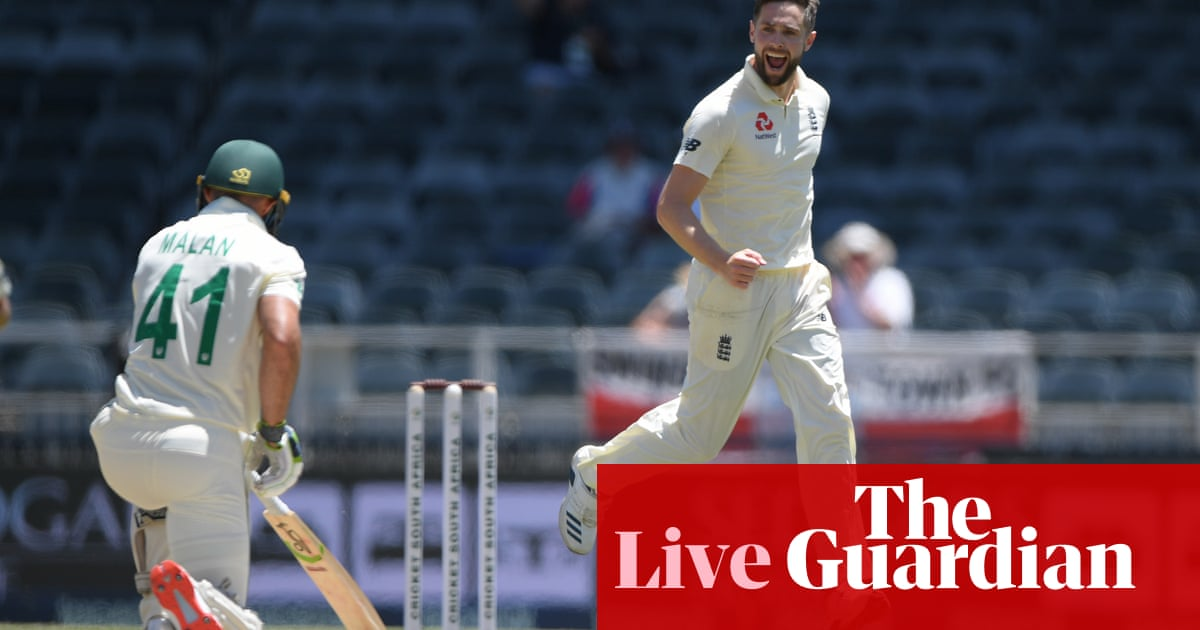 South Africa v England: fourth Test, day four – live!