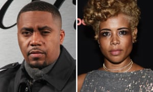 Nas and Kelis were married for five years.