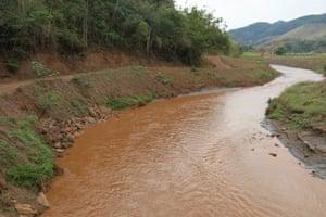 River Gualaxo do Norte