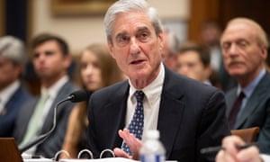 Robert Mueller testifies on Capitol Hill