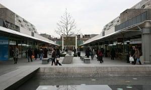 Brunswick Centre, Bloomsbury, London