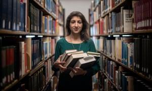 Lina Khan, author of Amazon's Antitrust Paradox.
