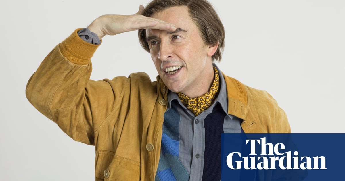 Back of the net! 25 glorious years of Alan Partridge