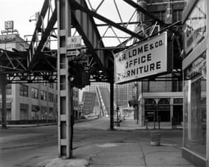 Chicago (Lake and Franklin Street), 1979
