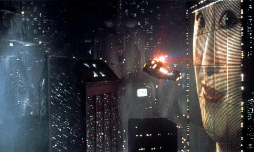 Automatic for the people? … a scene from Blade Runner.