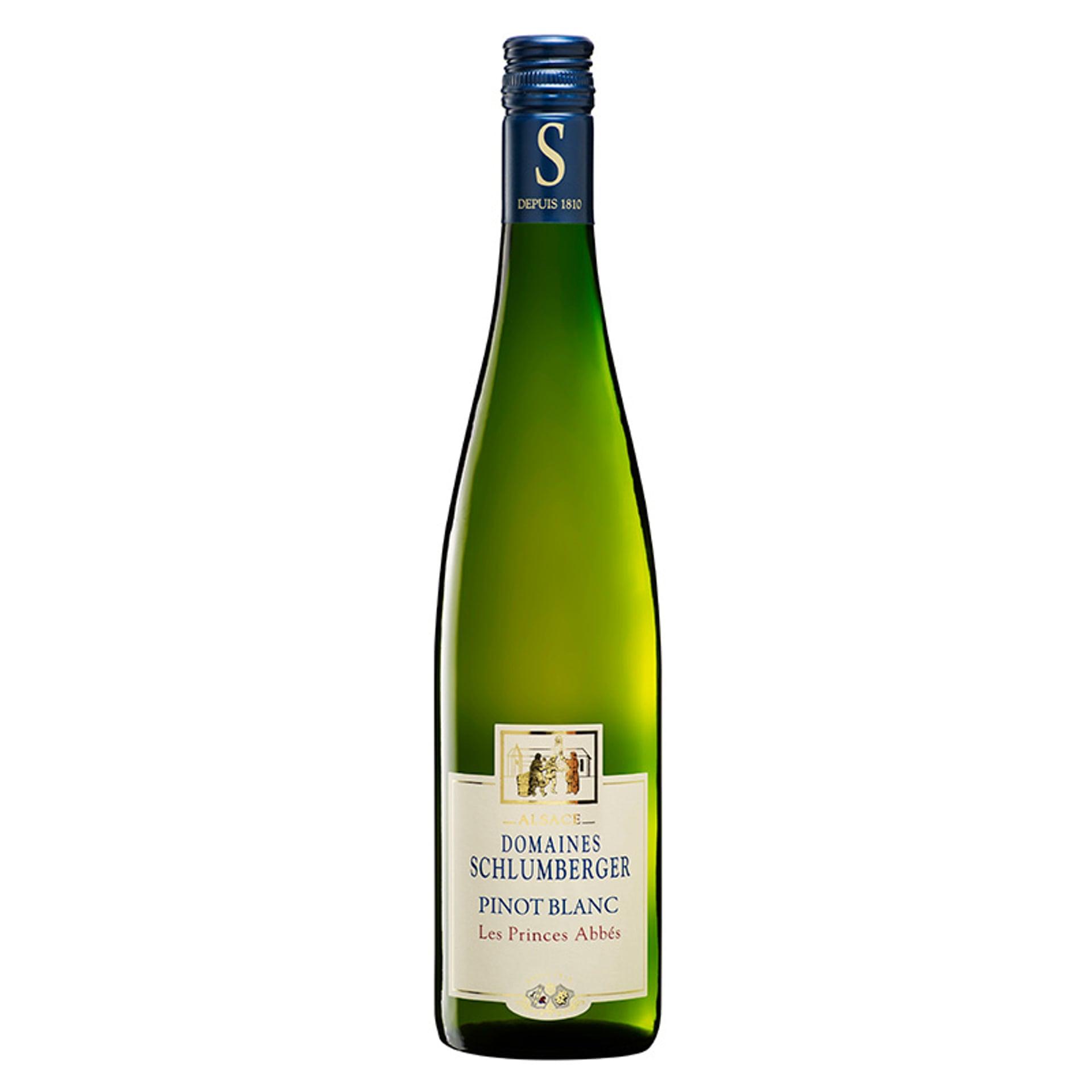 Domaines Schlumberger Pinot Blanc 2016 Les PrincesAbbés