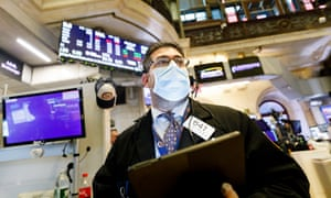 The New York stock exchange stopped floor operations on 20 March after two people who work in the building were tested positive for coronavirus.