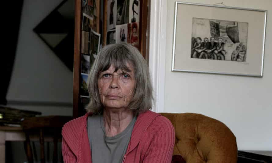Celia Stubbs in 2009.
