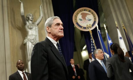 A battle for public opinion: Trump goes to war over Mueller and Russia