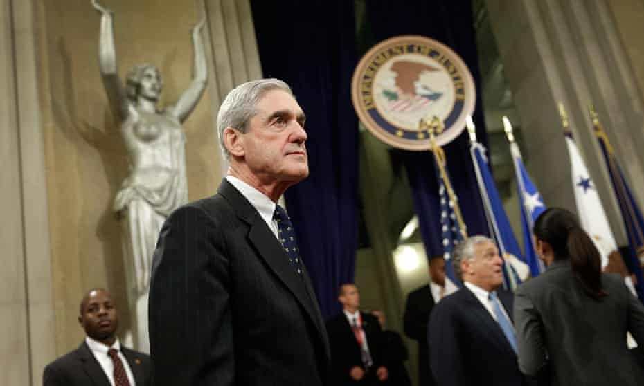 Robert Mueller was appointed special counsel in May, following Trump's dismissal of FBI director James Comey.