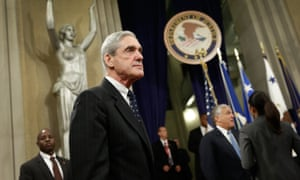 Former FBI director Robert Mueller has been appointed to lead the Trump-Russia inquiry.